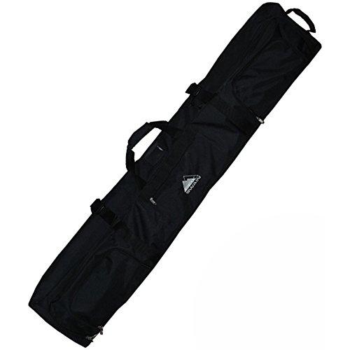 Cox Swain Snowboard & Ski Bag mit Rollen/Snowboardtasche Skitasche Professional