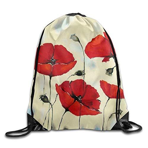 Jiger Drawstring Backpack Shoulder Bags Gym Bag for Travel Dogs