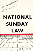 national sunday law book a jan marcussen