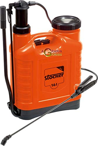 Stocker 248 - Mochila de bomba a presión, 16 l