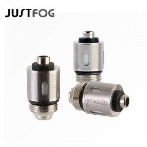 Head Coil Resistenze Per Atomizzatori Justfog S14 G14 C14 Q14 Q16 5 Pezzi (Venduto Senza Nicotina E Tabacco)