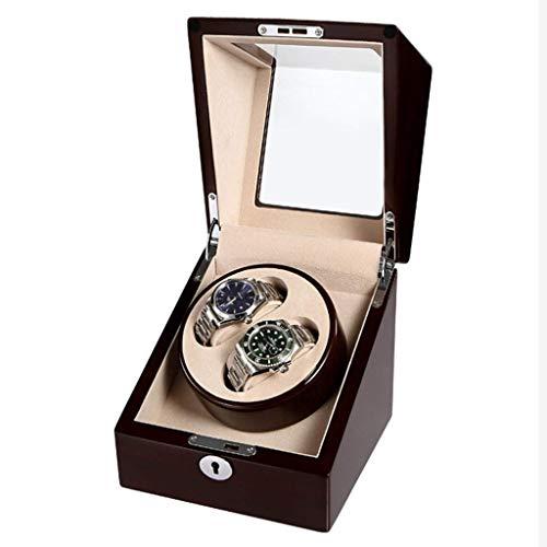 WYFX Enrollador de Reloj, Mesa vibradora giratoria, Ultra silencioso, de una Sola...