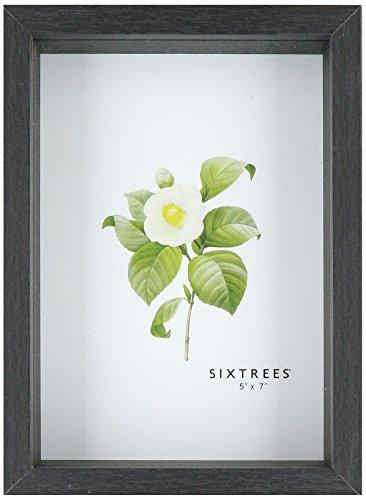 Sixtrees Shadow Box Frame, 5da 17,8cm, Nero
