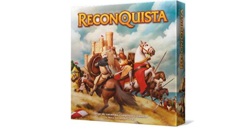 Edge Entertainment Reconquista, Color no (EDGEEESRE01)