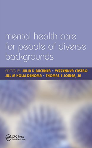 Mental Health Care for People of Diverse Backgrounds: The Epidemiologically Based Needs Assessment Reviews, Vol 1 (English Edition)