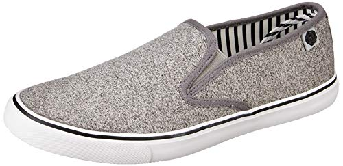 Amazon Brand - Symbol Men's Grey Sneakers-9 UK/India (43 EU)(AZ-SH-01D)