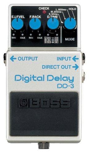 DD-3 - Pedal efecto Digital Delay Boss DD-3 -