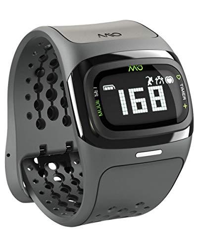 Mio ALPHA 2 Heart Rate Watch + Activity Trackerblack (Certified Refurbished)