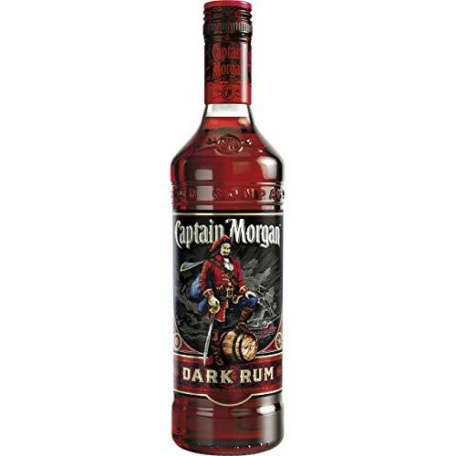 3. Ron Captain Morgan Black Rum