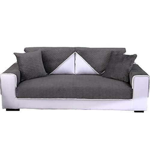Ginsenget Fundas sofá Funda sofá,Fundas sofá,sillón 1 2 3 4 plazas,Protector Muebles Fundas sofá Esquina,Sofá de Felpa Sentado
