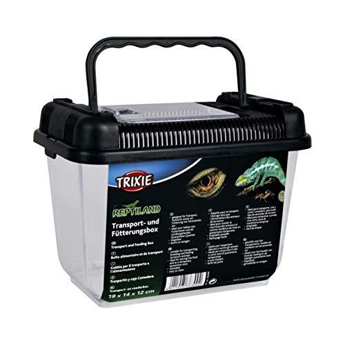 TRIXIE Aufzucht- und Transportbox für Reptilien Reptiland 38 × 26 × 24 cm