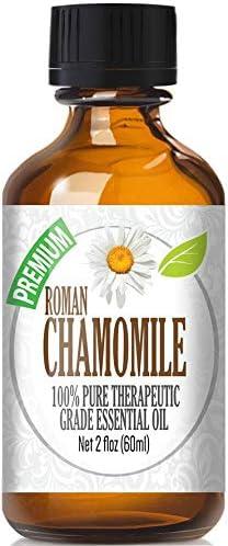 Top 10 Best roman chamomile essential oil therapeutic grade Reviews