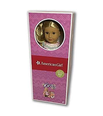 American Doll Girl of The Year 2021 Kira Bailey