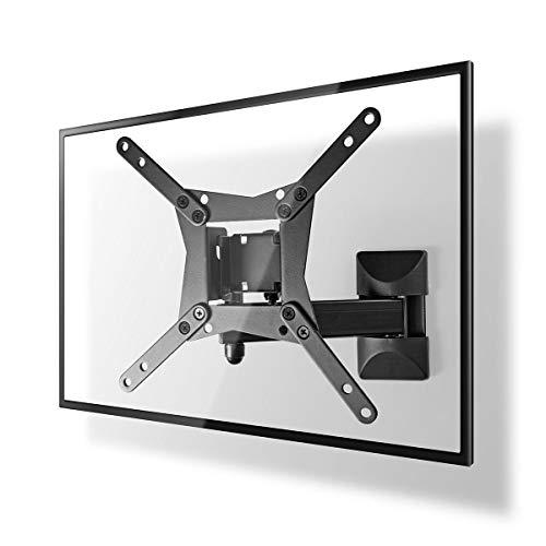 TronicXL Premium Fernseher Wandhalterung voll beweglich 10-32' Zoll TV drehbar Ausleger zb für kompatibel mit Samsung N5375 NU7199 UE32N4002AK UE32N4005 J4570 M4005 TH390 HG32EE690 UE32M5522 T28E310