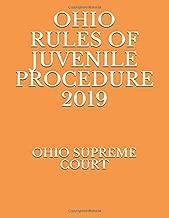 OHIO RULES OF JUVENILE PROCEDURE 2019