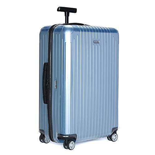 Device Products RIMOWA リモワ SALSA AIR サルサエアー/ESSENTIAL LITE エッセンシャルライト 用 スーツケースカバー ファスナータイプ BLACK (77型)