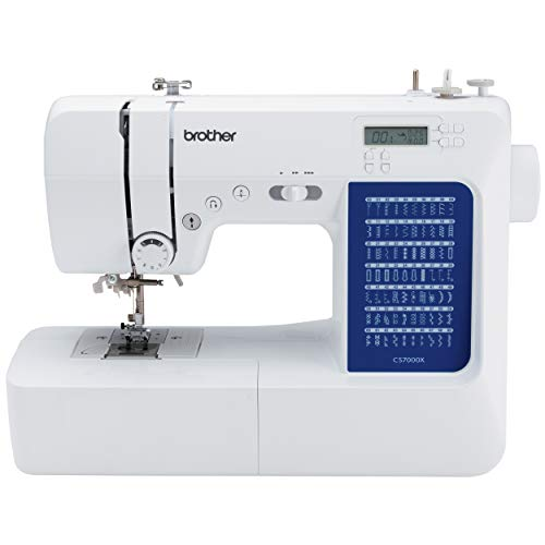 Brother CS7000X Computerized Sewing and Quilting...