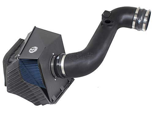 aFe Power Magnum FORCE 54-32322 GM Diesel Truck 11-15 V8-6.6L (td) LML Performance Intake System (Oiled, 5-Layer Filter)