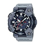 [カシオ] 腕時計 ジーショック ROYAL NAVYコラボレーションモデル Bluetooth 搭載電波ソーラーFROGMAN カーボンコアガード構造 GWF-A1000RN-8AJR メンズ グレー