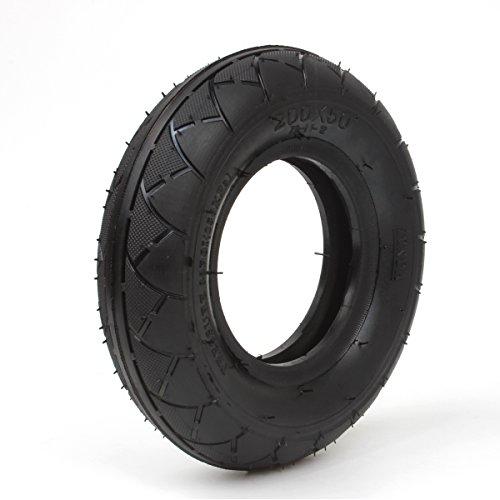 Neumático de repuesto para patineta eléctrica E200 E150 de 200x 50 de Wingsmoto