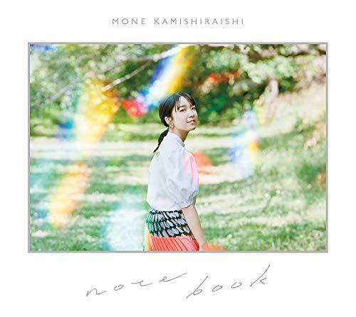 【Amazon.co.jp限定】note book (初回限定盤)(UHQCD+CD+DVD)(特典:メガジャケ付)