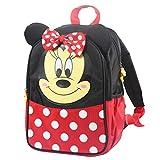FGen Sac À Dos Minnie Mouse, Minnie Sac à dos enfant,Disney Backpack,Cartable Maternelle Fille pour Enfants de 3 à 6 ans, Garçons et Filles (Big Minnie)