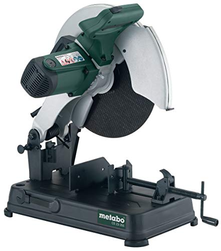 Metabo - 14' Chop Saw - 4, 100 Rpm - 15.0 Amp W/Steel Base...