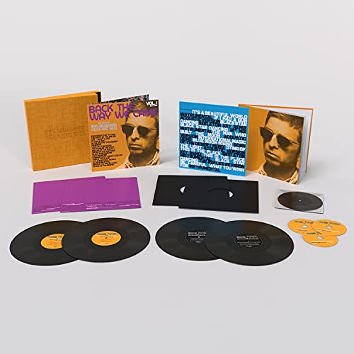 Back The Way We Came: Vol. 1 (2011 - 2021) (4 LP + 3 CD + 1 SG) [Vinilo]
