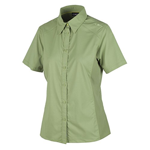 CMP Chemises & T-Shirts F704 Salvia 38 T-shirt pour femme