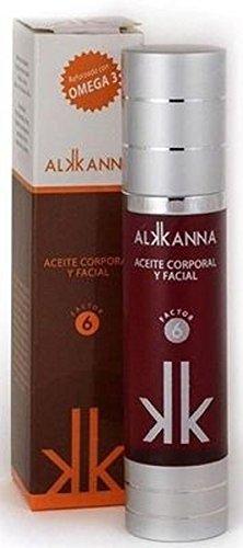 Alkanna Aceite Facial Y Corporal Pack 2 unidades de 50ml de Anroch Fharma