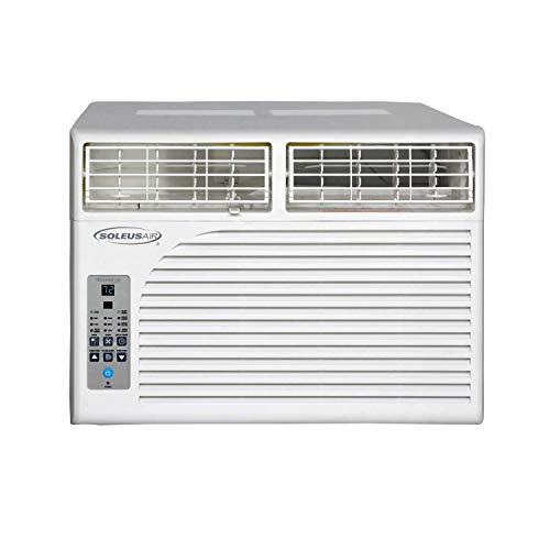 Soleus Air 12,000 BTU Digital Window Air Conditioner with Personalized MyTemp Sensor Remote Control…