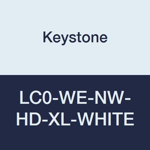 Keystone LC0-WE-NW-HD-XL-WHITE Heavy Direct Superlatite stock discount Duty Polypropylene Coat Lab