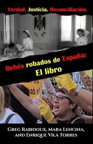 Bebes robados de España: El libro