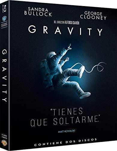 Gravity Blu-Ray- Iconic [Blu-ray]