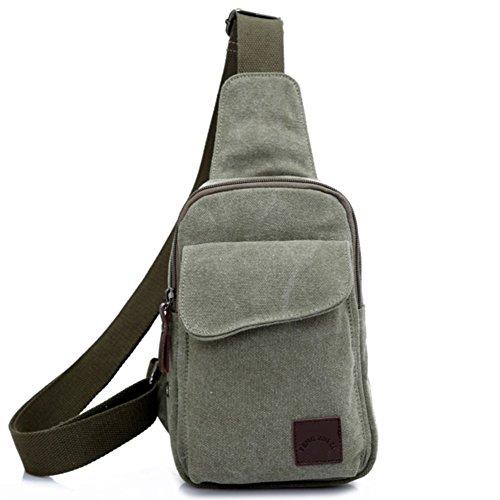 Pacco petto maschile/borsa di tela Casual/M Messenger Bag/borsa a tracolla Sport/zaino/pacchetto M-A