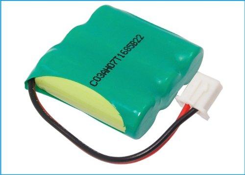 800 mAh Battery Replacement for Tri-tronics Trashbreaker Ultra XL Dog Collar