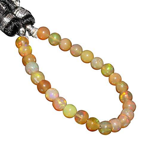 OOAK door Virat 5.2cts Natuurlijke Honing Vuur Opaal Kristallen, Opaal Kralen, Opaal Supply, Opaal voor Sieraden Projecten, Kristallen Kralen voor Hanger