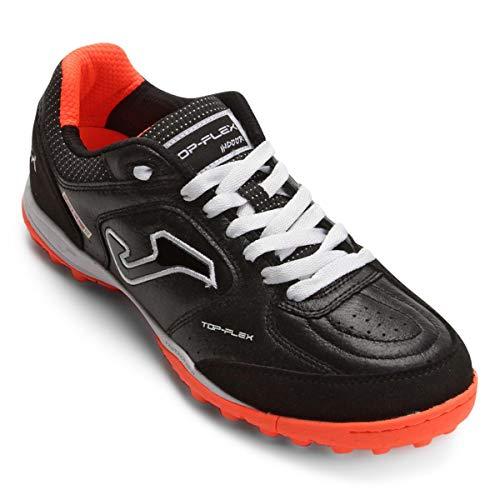 Joma - Zapatillas de fútbol para hombre - Top Flex Turf SP 801- Negro (EU 43 - US 9.5)