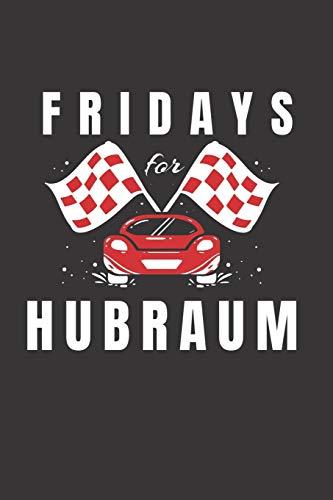 Notizbuch: Fridays For Hubraum (Notizbuch, liniertes Papier, 120 Seiten) Gegenbewegung zur Friday For Future Demonstration