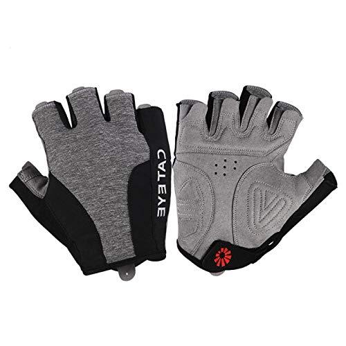 Guantes De Invierno AntideslizantesCycling Half Finger Glove
