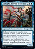 Magic: The Gathering - Callaphe, Beloved of The Sea - Foil - Showcase - Theros Beyond Death