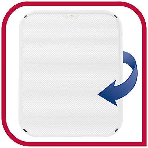ティファールインジニオカッティングボードまな板リバーシブルK23803ホワイト