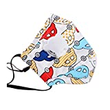 Kinderwaschlappen mit Ventil Pure Cotton Anti-Fog und Dunst dreidimensionalen Staub