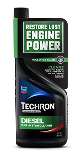 Chevron 266373272 Techron D Concentrate Diesel Fuel System Cleaner, 20 fl. oz., 1 Pack