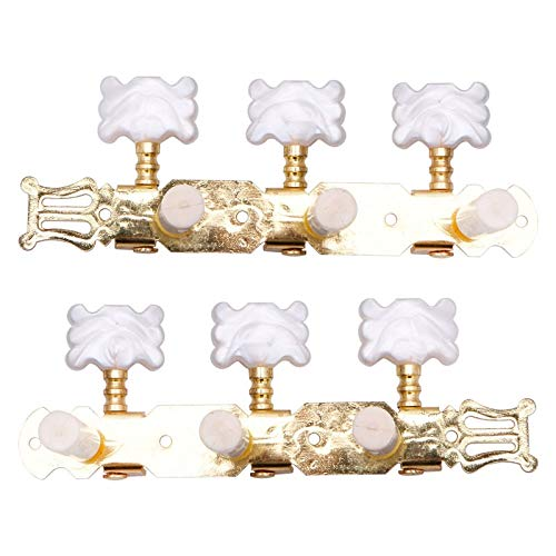 Guitar Parts 2Pcs Sale Special Price Classical Tuners Tuning Keys Pegs Machi New item