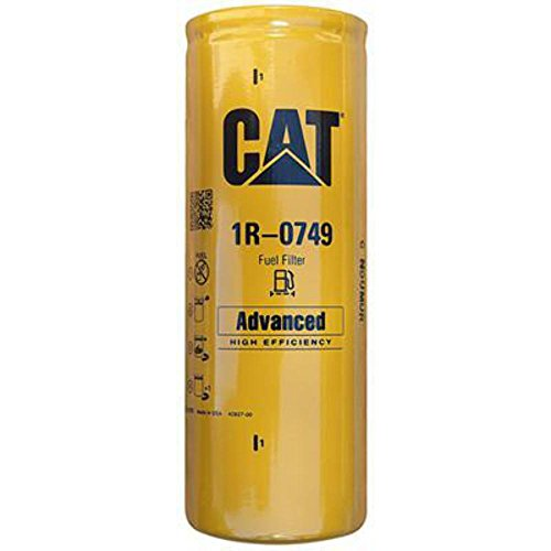 Caterpillar 1R0749 1R-0749 FUEL FILTER Advanced High Efficiency