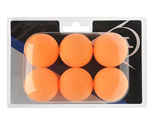Lumanuby Tischtennisbälle, Zelluloid, Ping-Pong-Bälle, 40 mm, Wurfmaschinen, Spielen mit Haustieren, 6 Stück