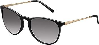 JOJEN Polarized Vintage Round Sunglasses for Women
