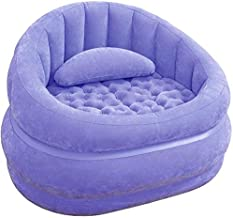 Intex 68563 Inflatable Café Chair, Blue