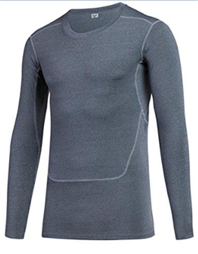 Uglyfrog Nuevo Deportes y Aire Libre Hombre Ciclismo Medias Ropa Deportiva Running Camisetas Long Sleeve Spring M1049
